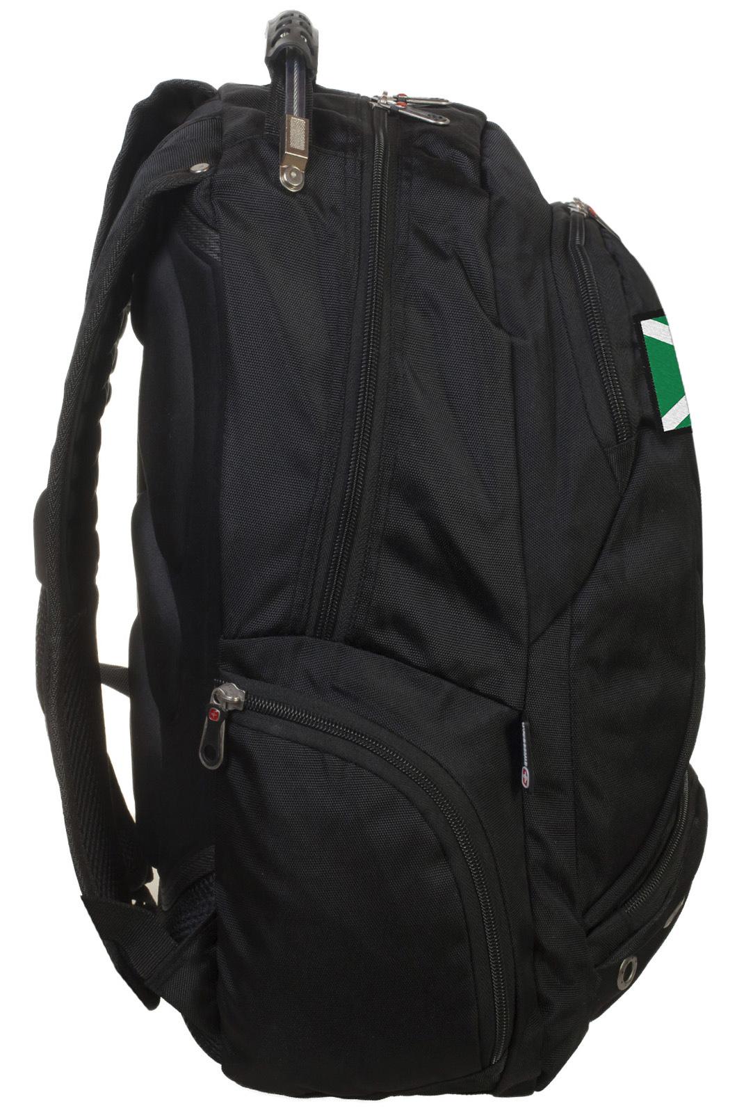 Классный городской рюкзак с флагом Таможенной службы купить в подарок