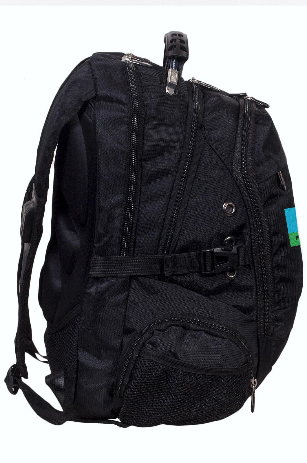 Заказать классный городской рюкзак с нашивкой Разведка ВДВ