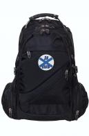 Классный мужской рюкзак с нашивкой ЗА ВМФ
