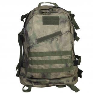 """Классный штурмовой рюкзак (камуфляж Росгвардии """"Мох"""")"""