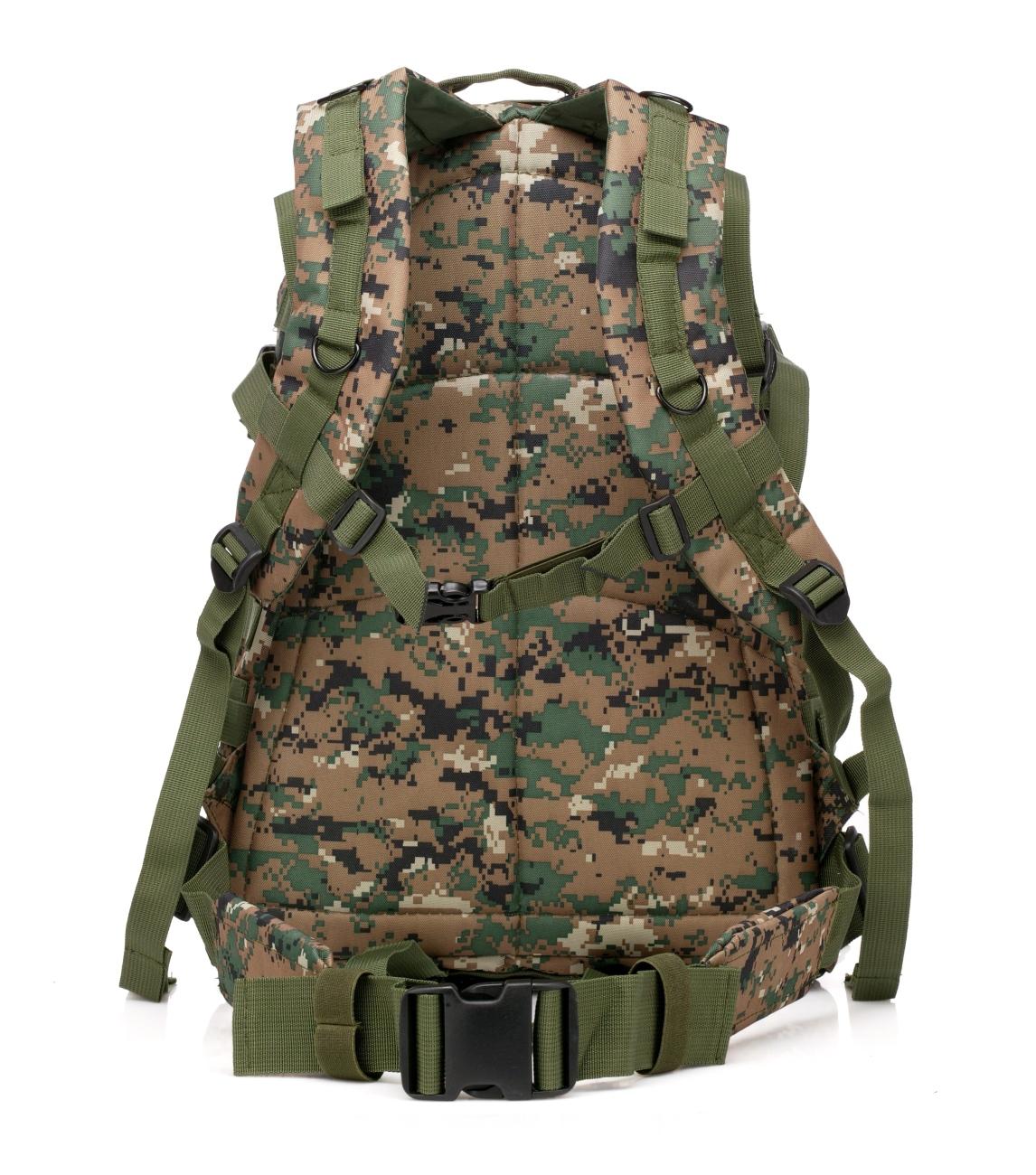 Классный штурмовой рюкзак для страйкбола с доставкой по России