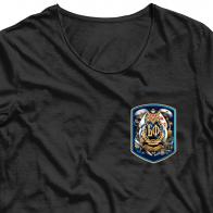 """Классный трансфер на футболку """"Балтийский флот"""""""