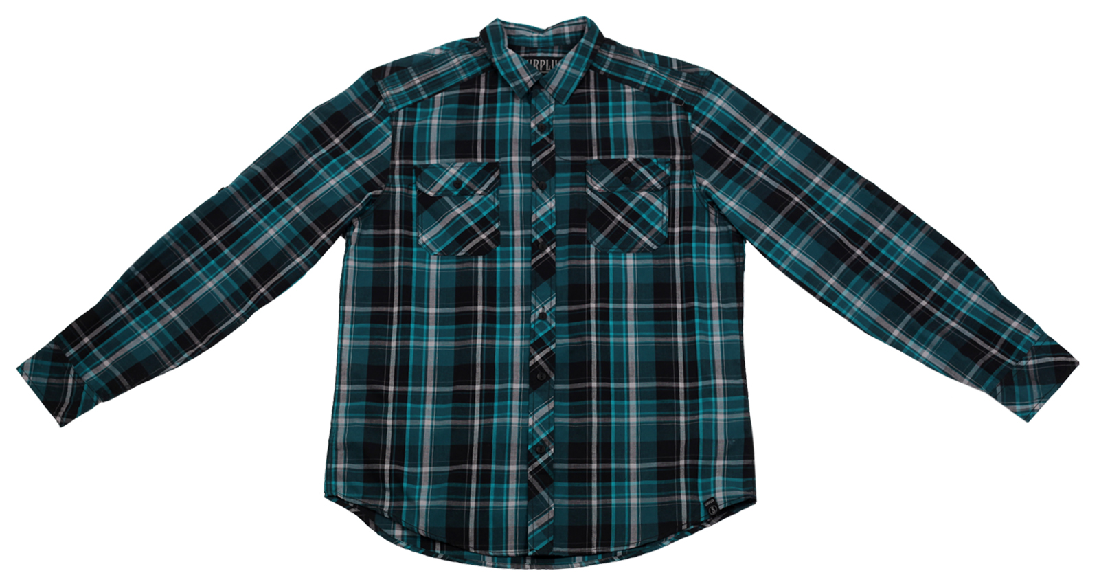 Клетчатая рубашка Surplus