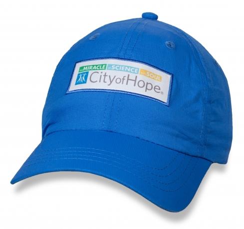 Клевая бейсболка City of Hope.