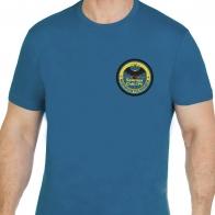"Клёвая футболка с вышивкой ""12 Бригада СпН ГРУ"""