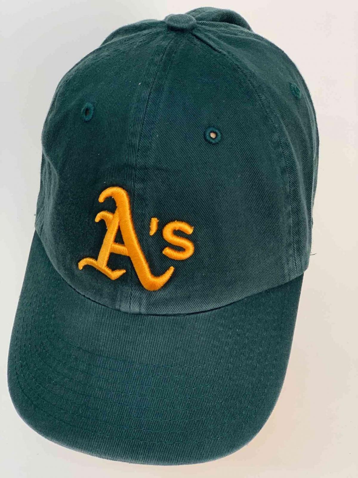 Клёвая кепка для бейсболистов и болельщиков Oakland Athletics
