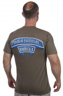 Клёвая рыбацкая футболка по выгодной цене