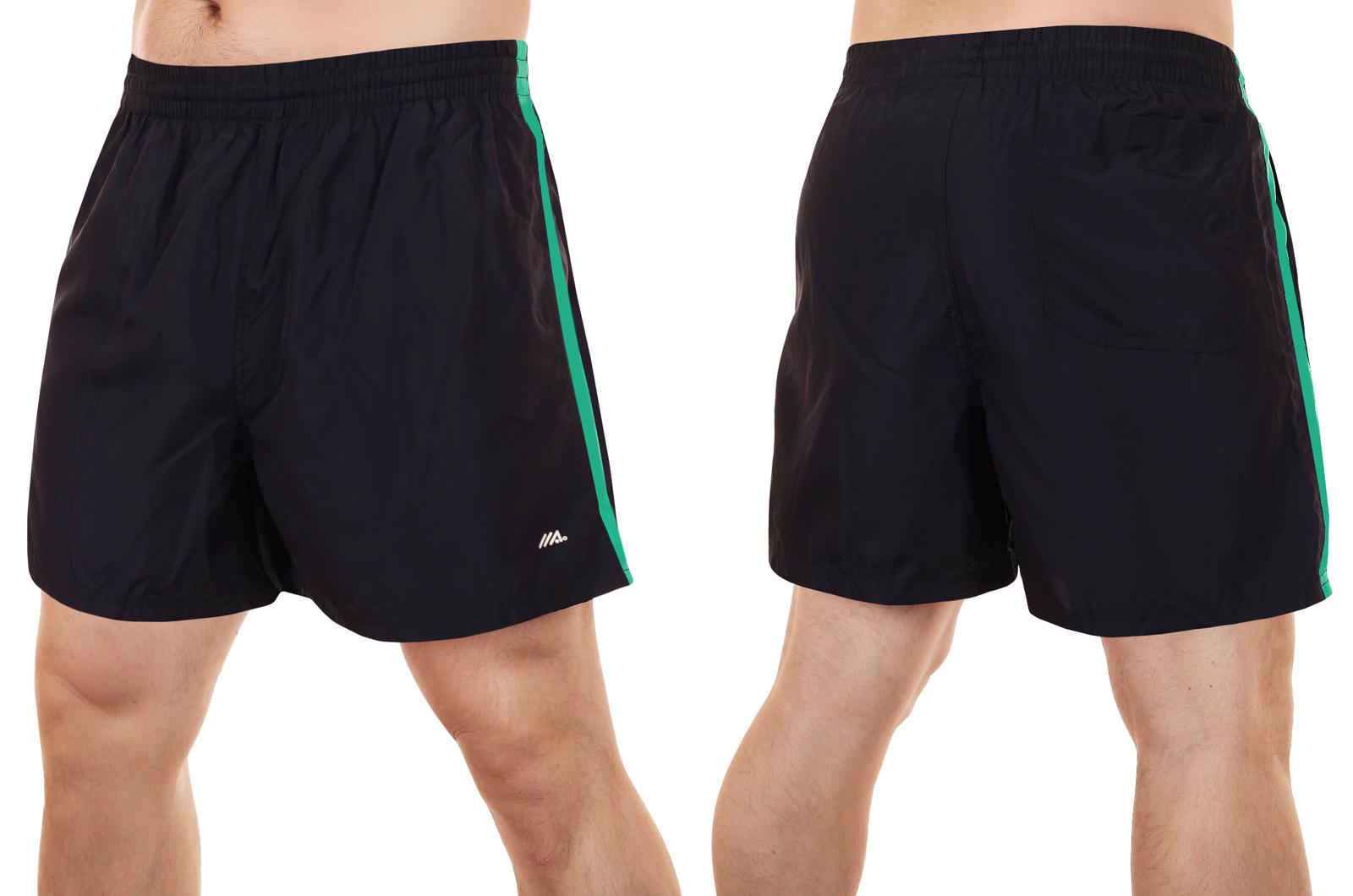 Заказать клёвые шорты мужские для купания и спорта от MACE (Канада)