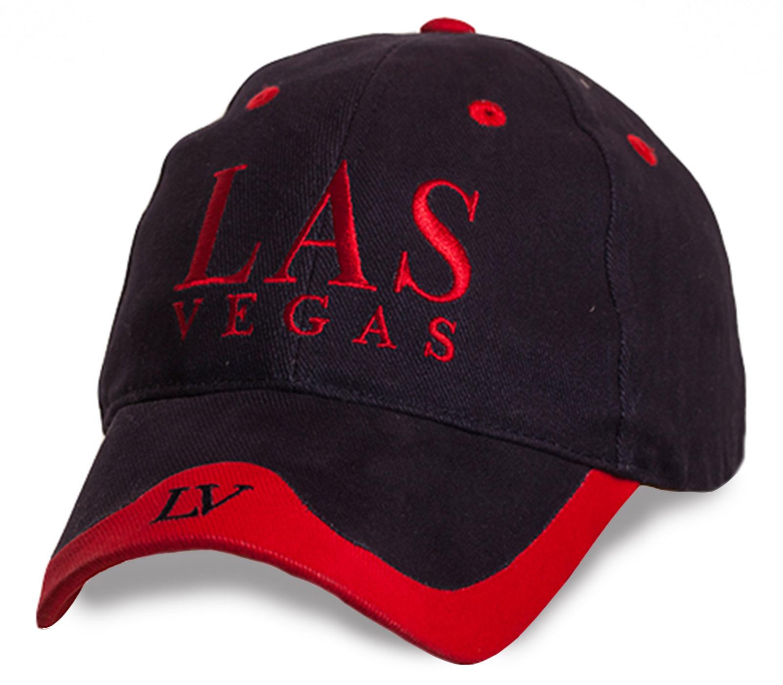Клубная кепка LAS VEGAS
