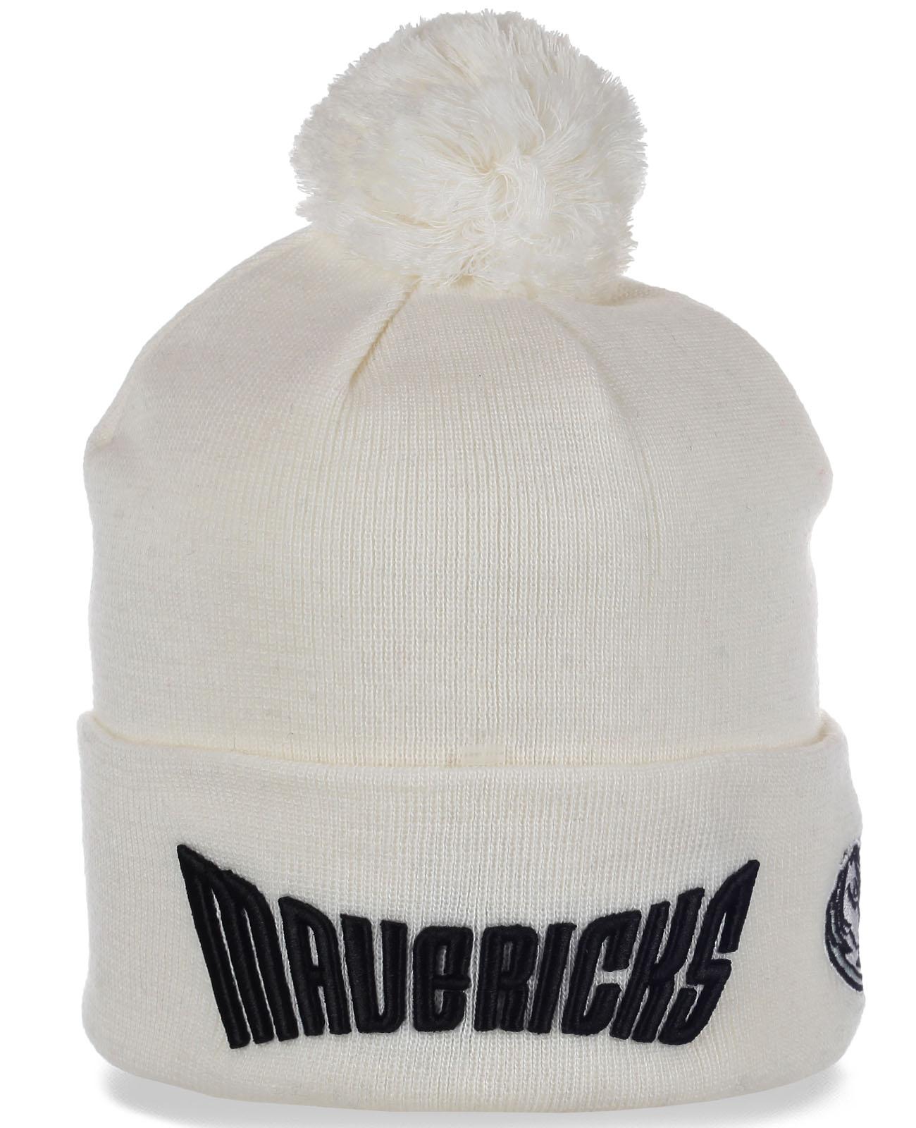 Клубная шапочка фаната Dallas Mavericks