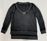 Кофта черная женская для модниц