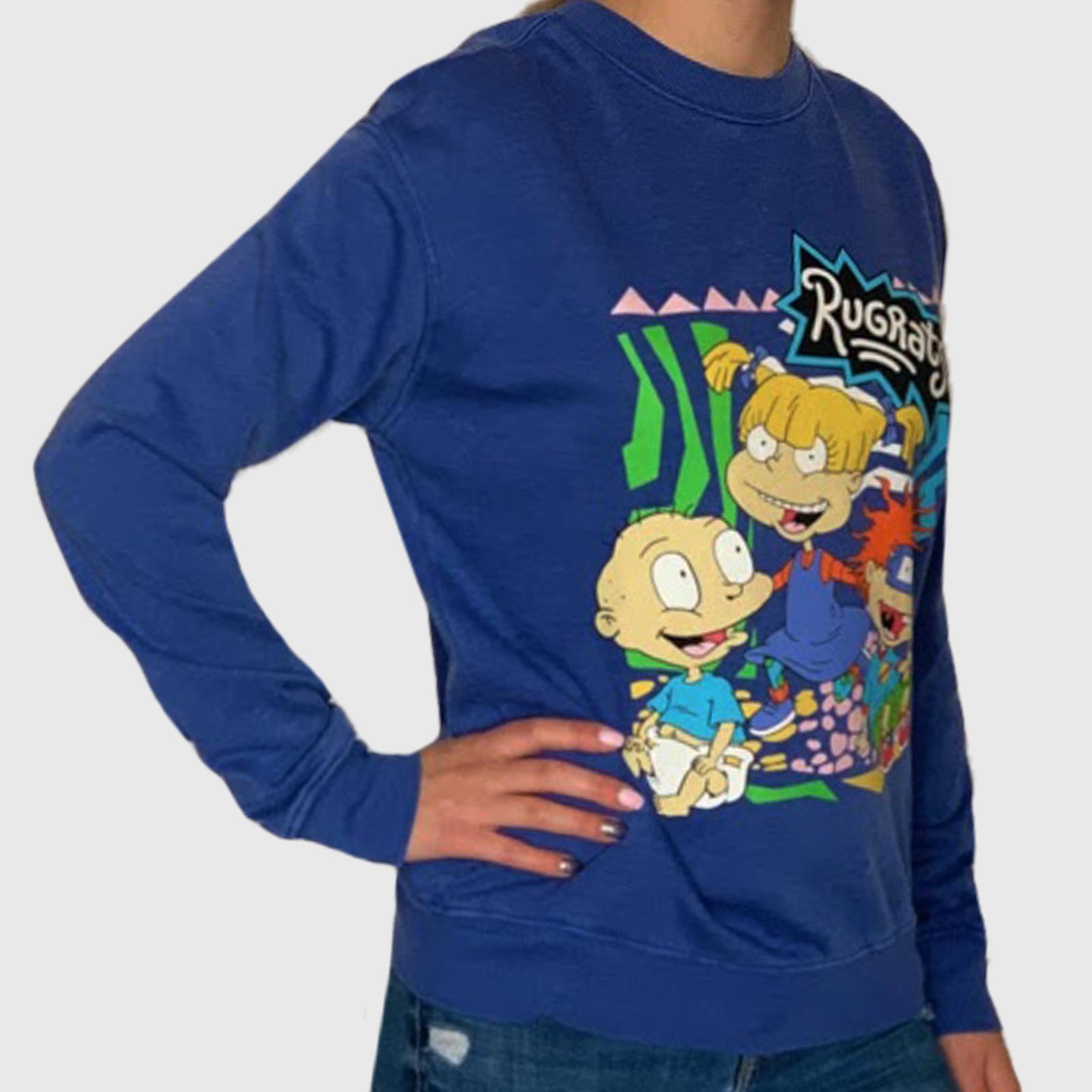 Модный женский реглан Nickelodeon
