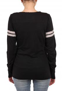 Спортивная женская кофта-пуловер LNG с номером. Фасон, который обожают Рианна, Бейонсе и другие звезды