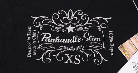 Женская кофта реглан Panhandle Slim с удлинённой спинкой