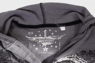 Женская кофта Rock and Roll Cowgirl с капюшоном и крыльями