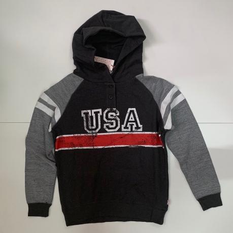 Кофта с капюшоном USA
