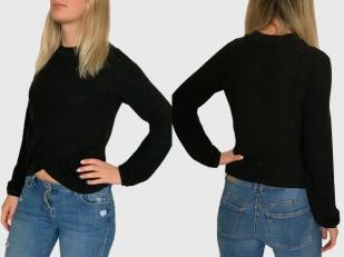 Черная женская кофта-свитер Z Supply