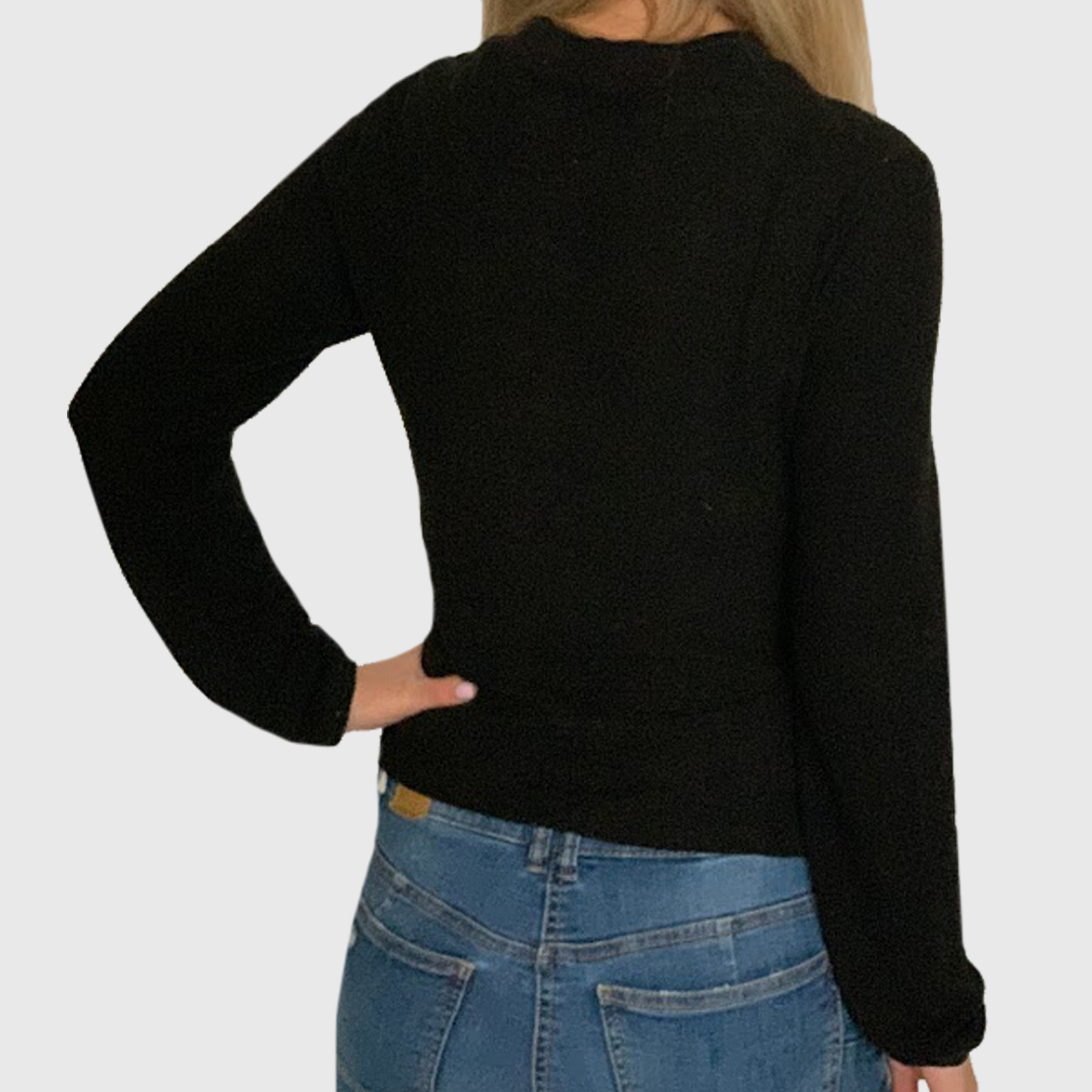 Черный женский свитер Z Supply
