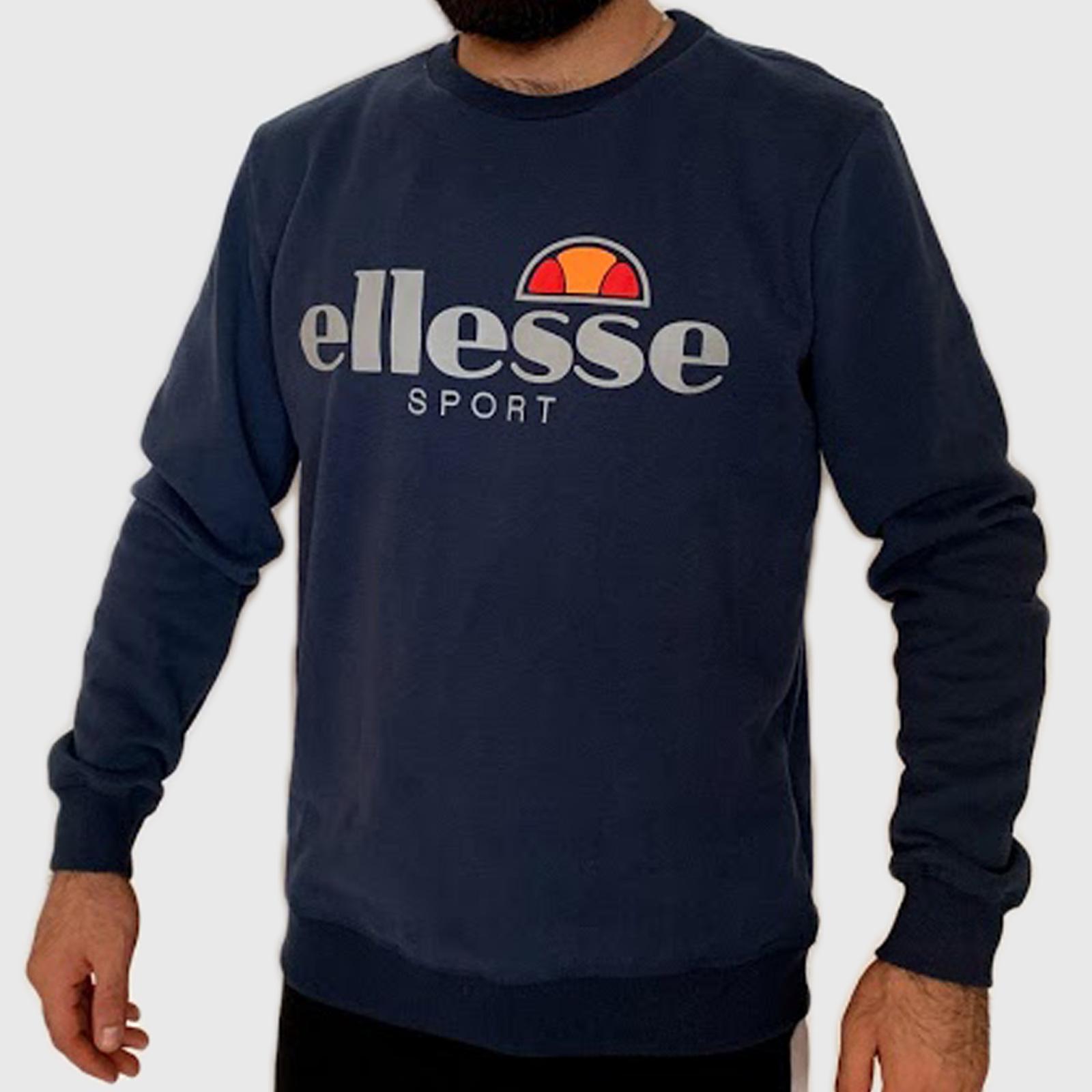 Классическая мужская кофта свитшот Ellesse