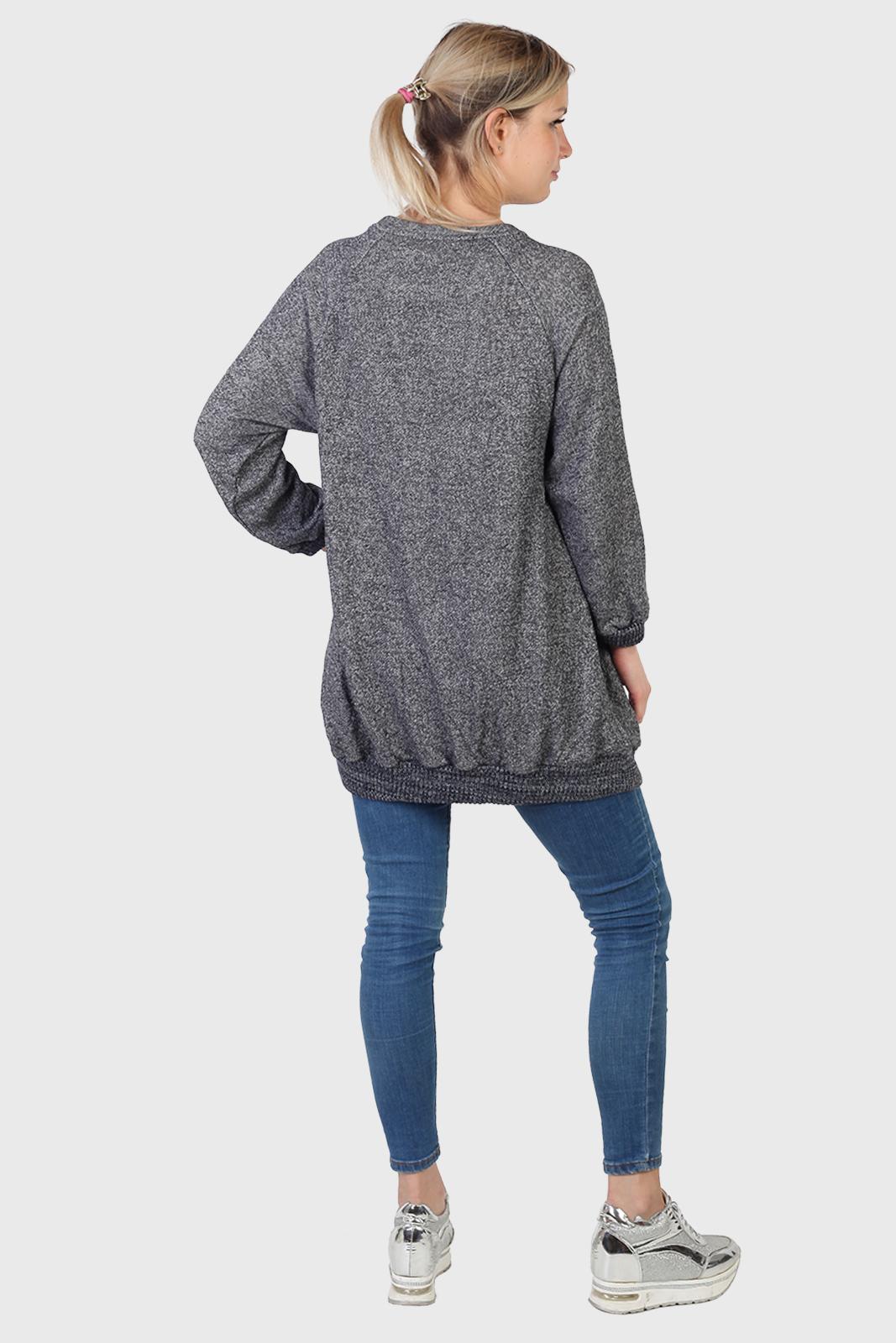 Модная женская кофта ToBeBlossom