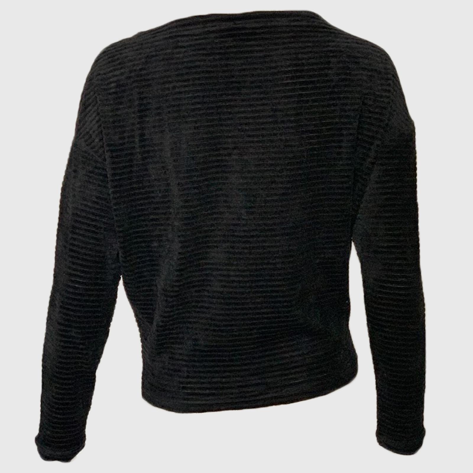 Брендовые женские кофточки черного цвета