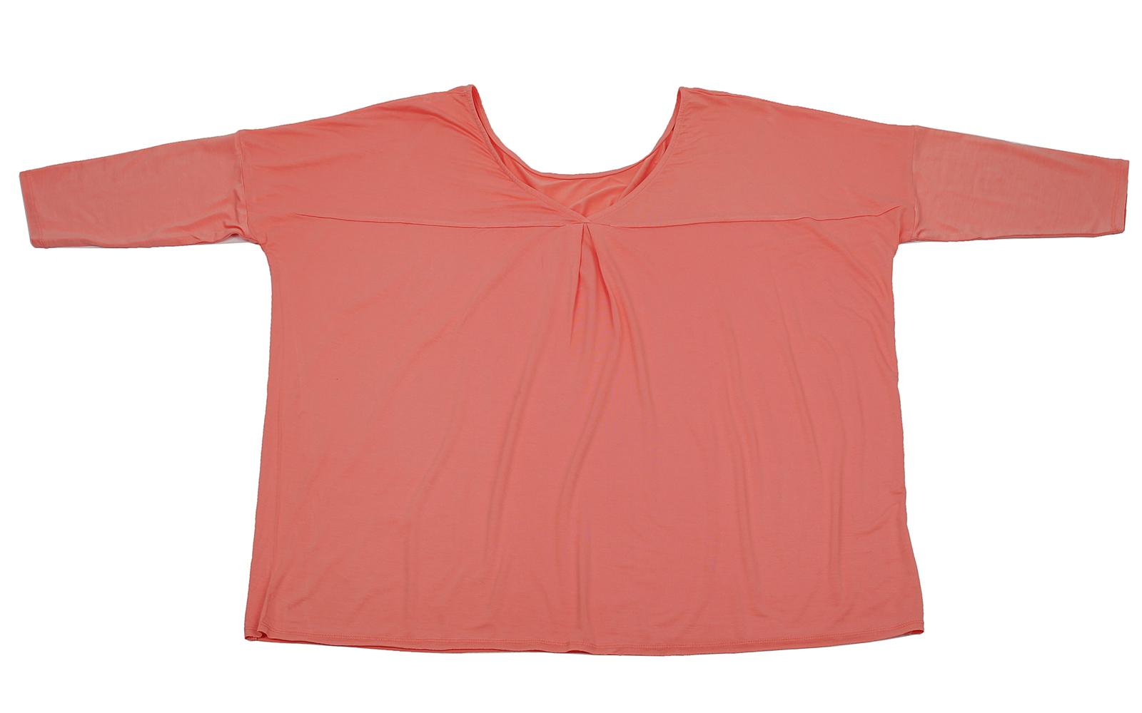 Кофточка Karisma популярного кораллового цвета. Модная вещь по супер-цене