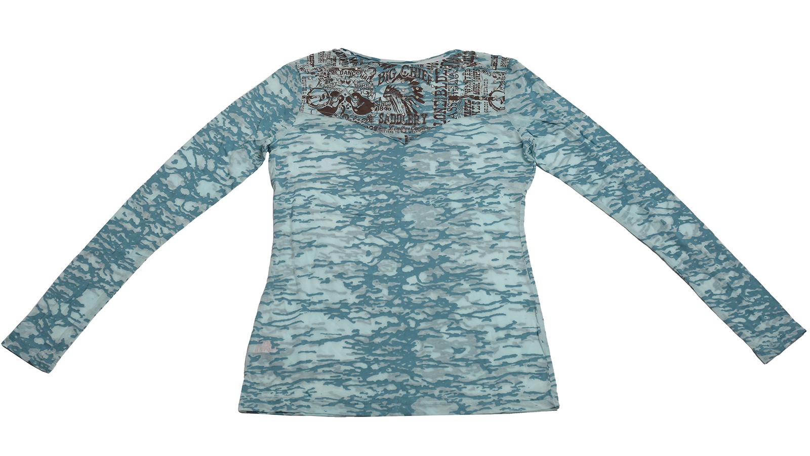Купить кофточку оригинальной расцветки для смелых модниц от бренда Panhandle Slim по привлекательной цене