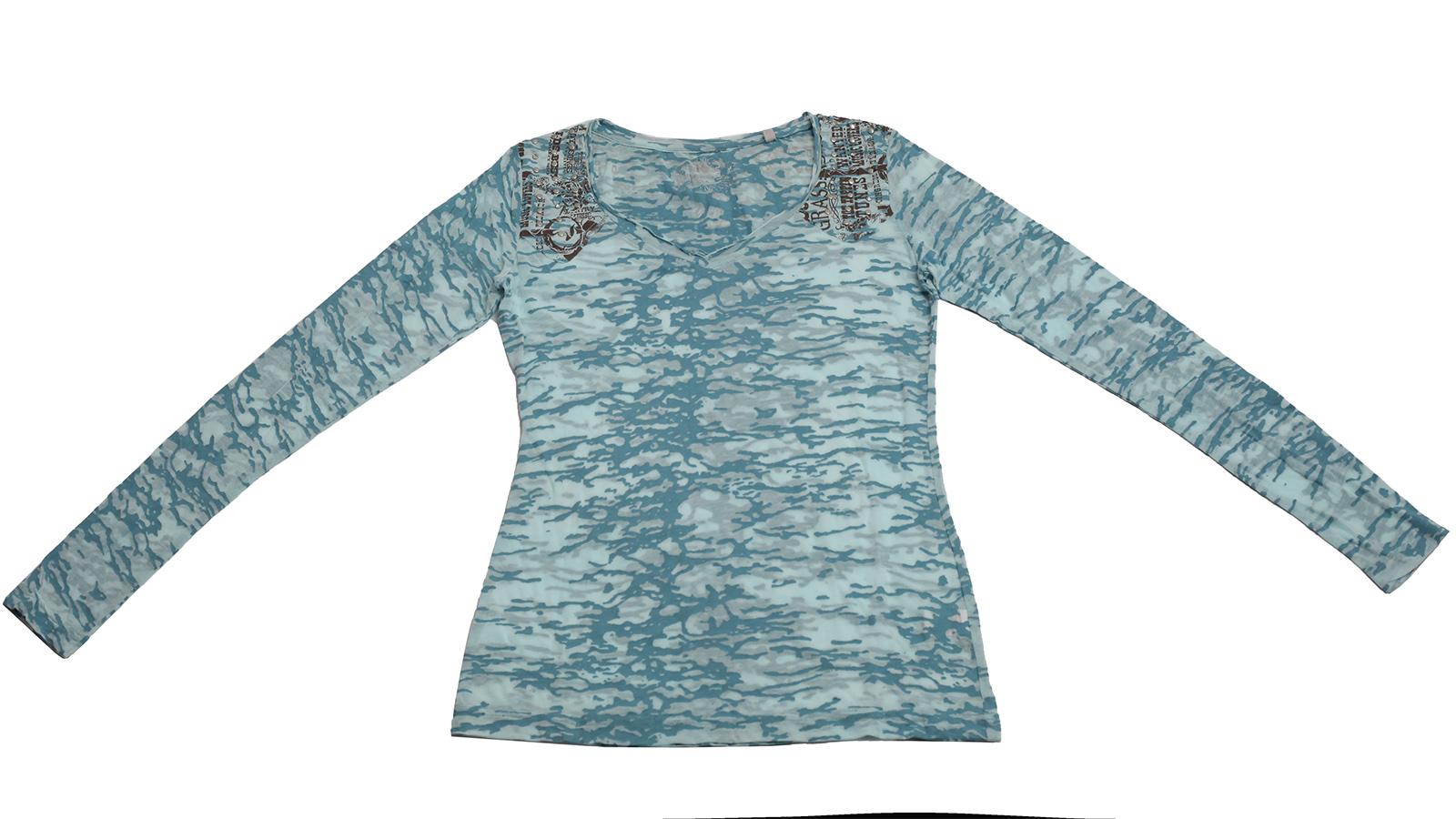 Кофточка оригинальной расцветки для смелых модниц от бренда Panhandle Slim