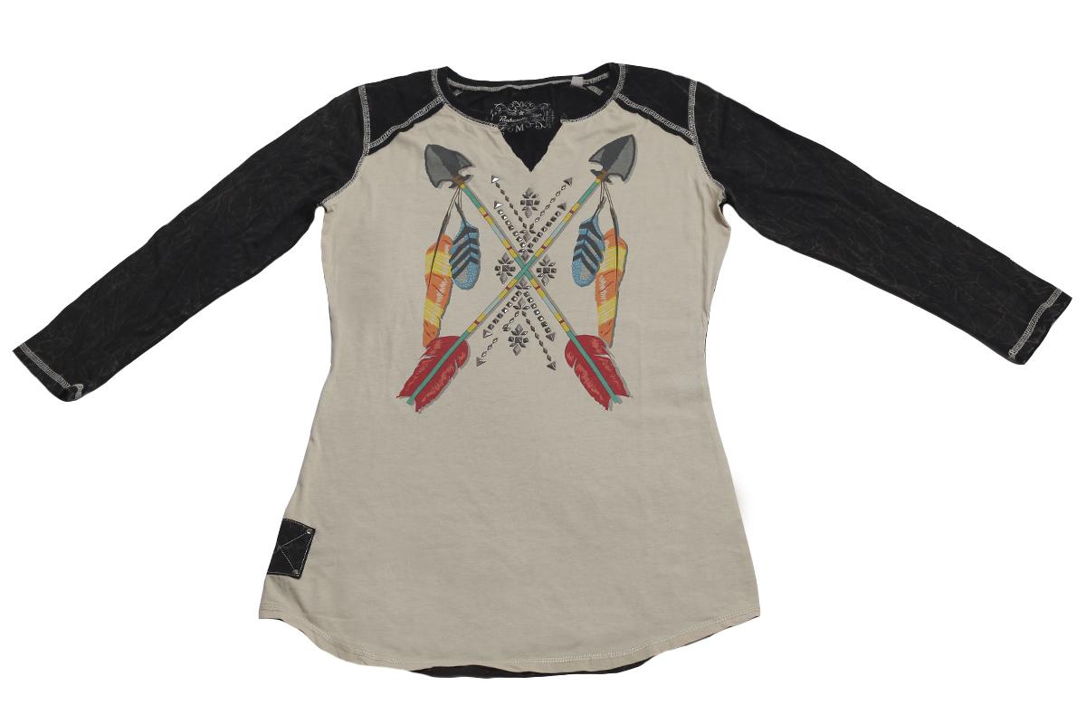 """Кофточка Panhandle Slim со стрелами - твой """"индейский"""" образ на каждый день"""