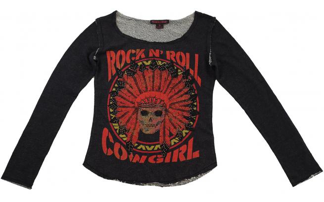 """Кофточка Rock&Roll CowGirl - стильная """"индейская"""" модель"""