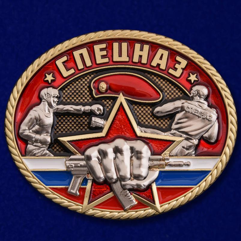 Настольная медаль Спецназ - аверс