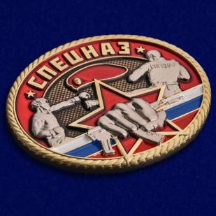 Настольная медаль Спецназ