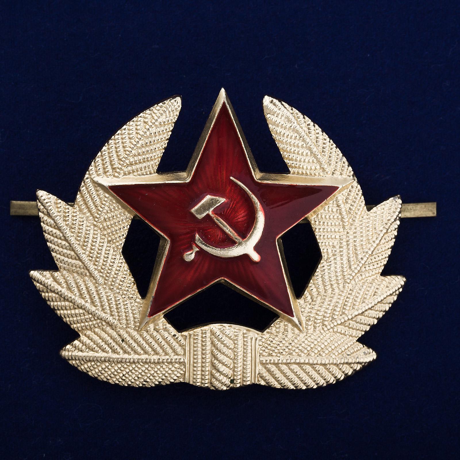 Кокарда солдатская