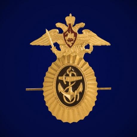 Кокарда ВМФ адмиральская