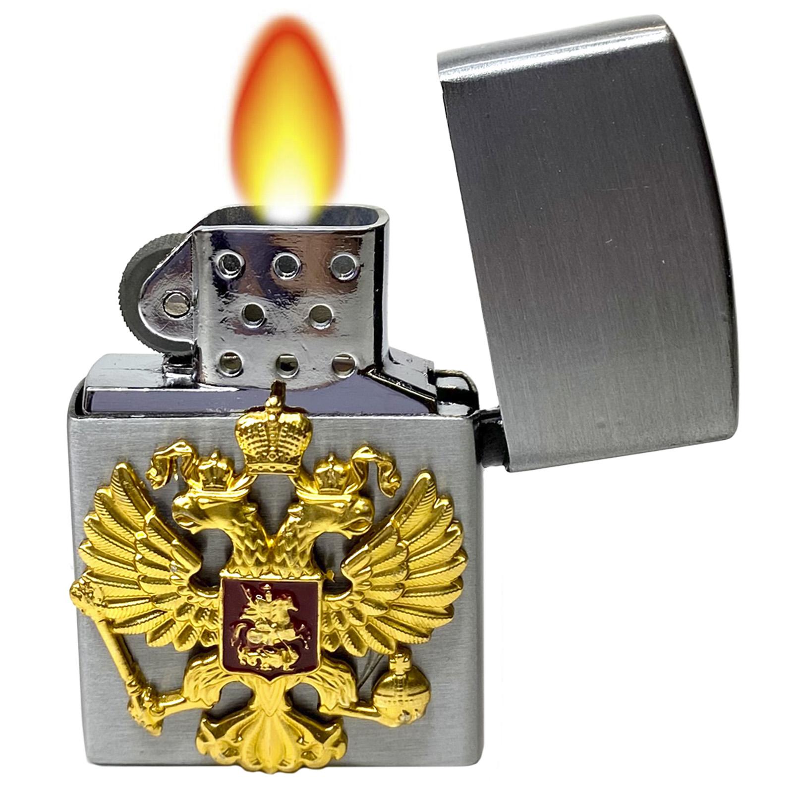 Патриотические зажигалки Zippo заказать онлайн недорого к 9 мая