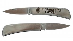 """Заказать коллекционный складной нож """"Пограничная служба"""""""