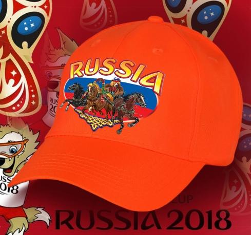 Колоритная патриотическая кепка «RUSSIA» Тройка – не просто отменный головной убор, но и модный аксессуар, который подчеркнет Ваш индивидуальный образ