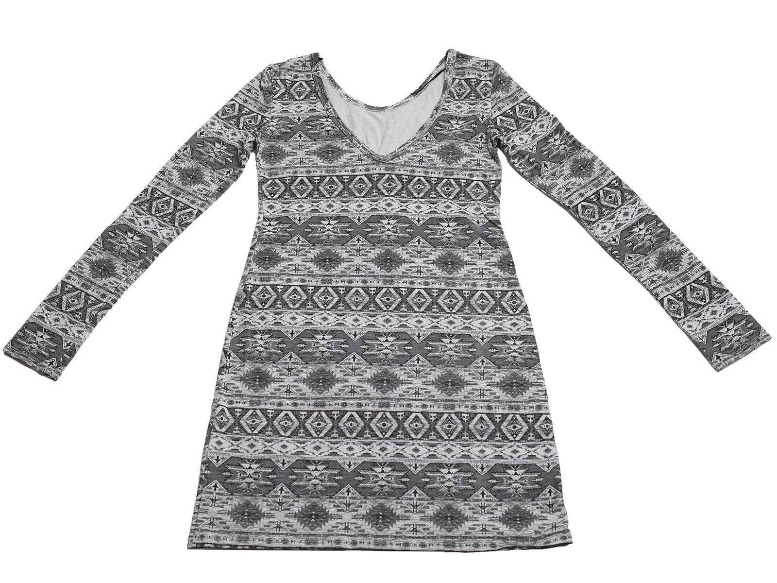 Заказать колоритное женственное платье с жаккардовым орнаментом по оптимальной цене