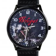 Командирские часы «75 лет Победы» с кожаным ремешком