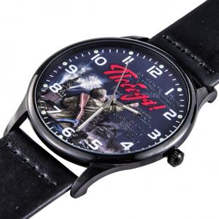 Купить командирские часы «75 лет Победы» с кожаным ремешком