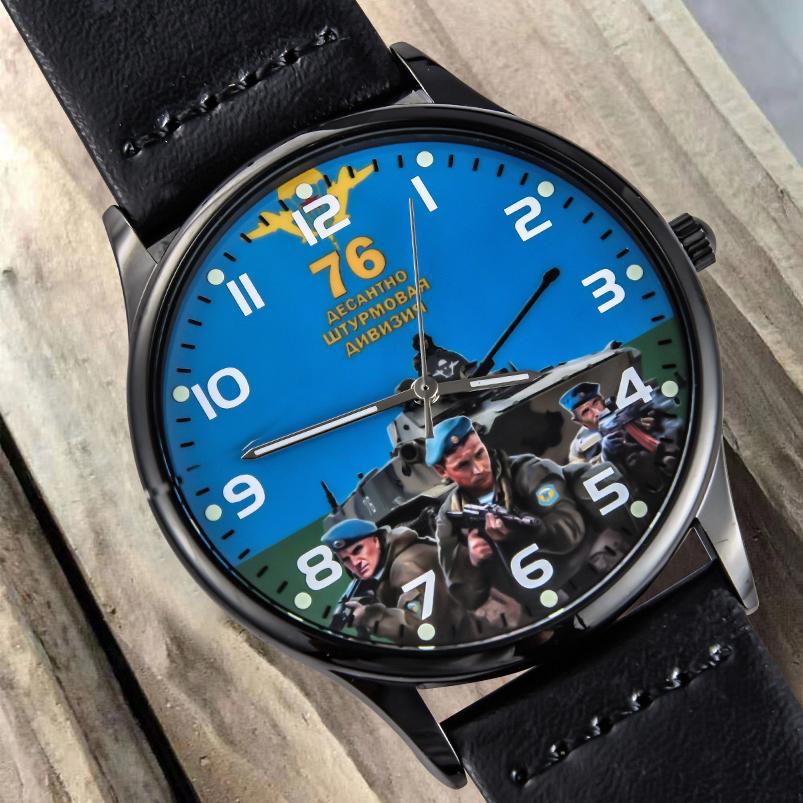 Командирские часы «76-я гв. ДШД ВДВ» в Военпро