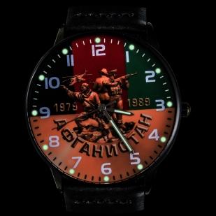 Командирские часы «Афганистан» с подсветкой