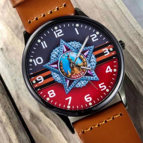 Командирские часы к юбилею Победы в Военпро