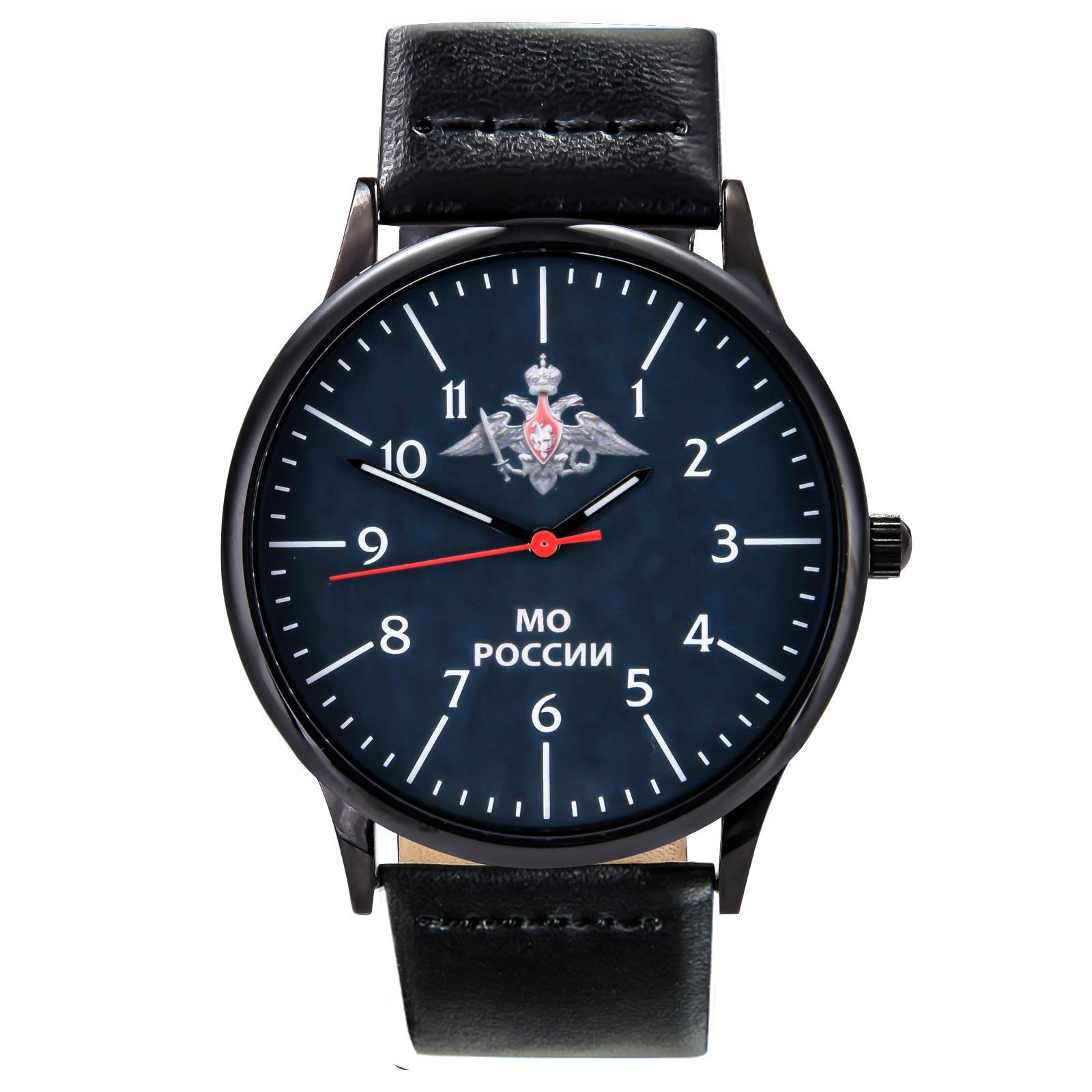 Командирские часы МО РФ купить в Военпро