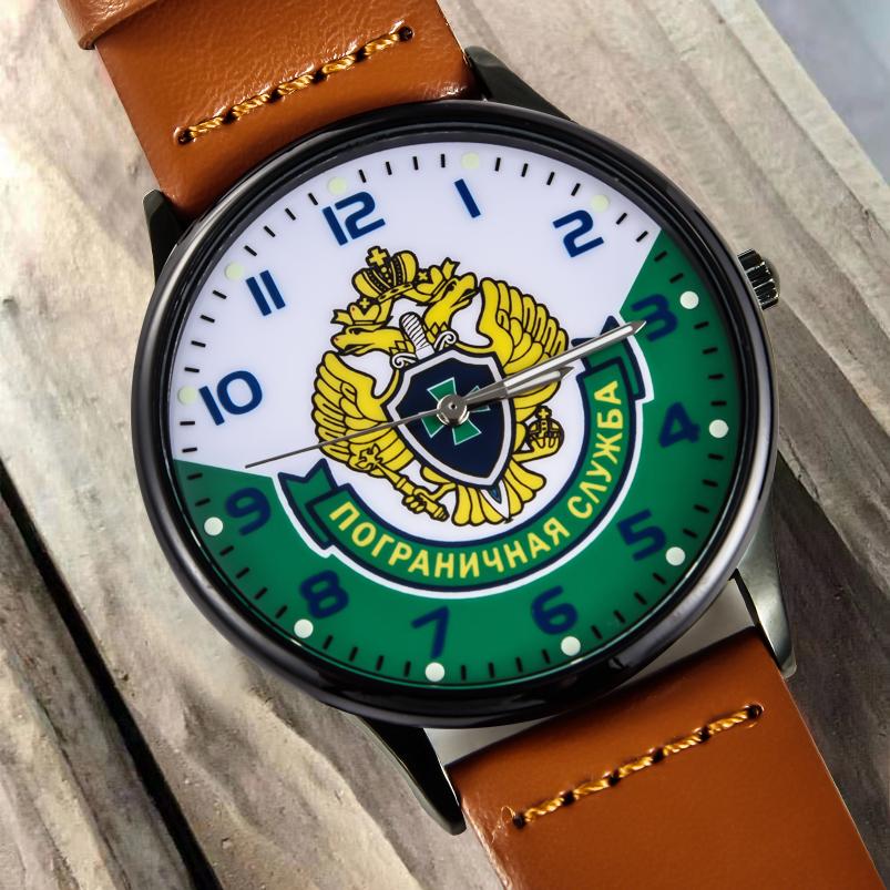 Командирские часы «Пограничная служба» - в Военпро