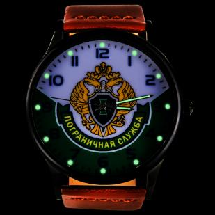 Командирские часы «Пограничная служба» - с подсветкой