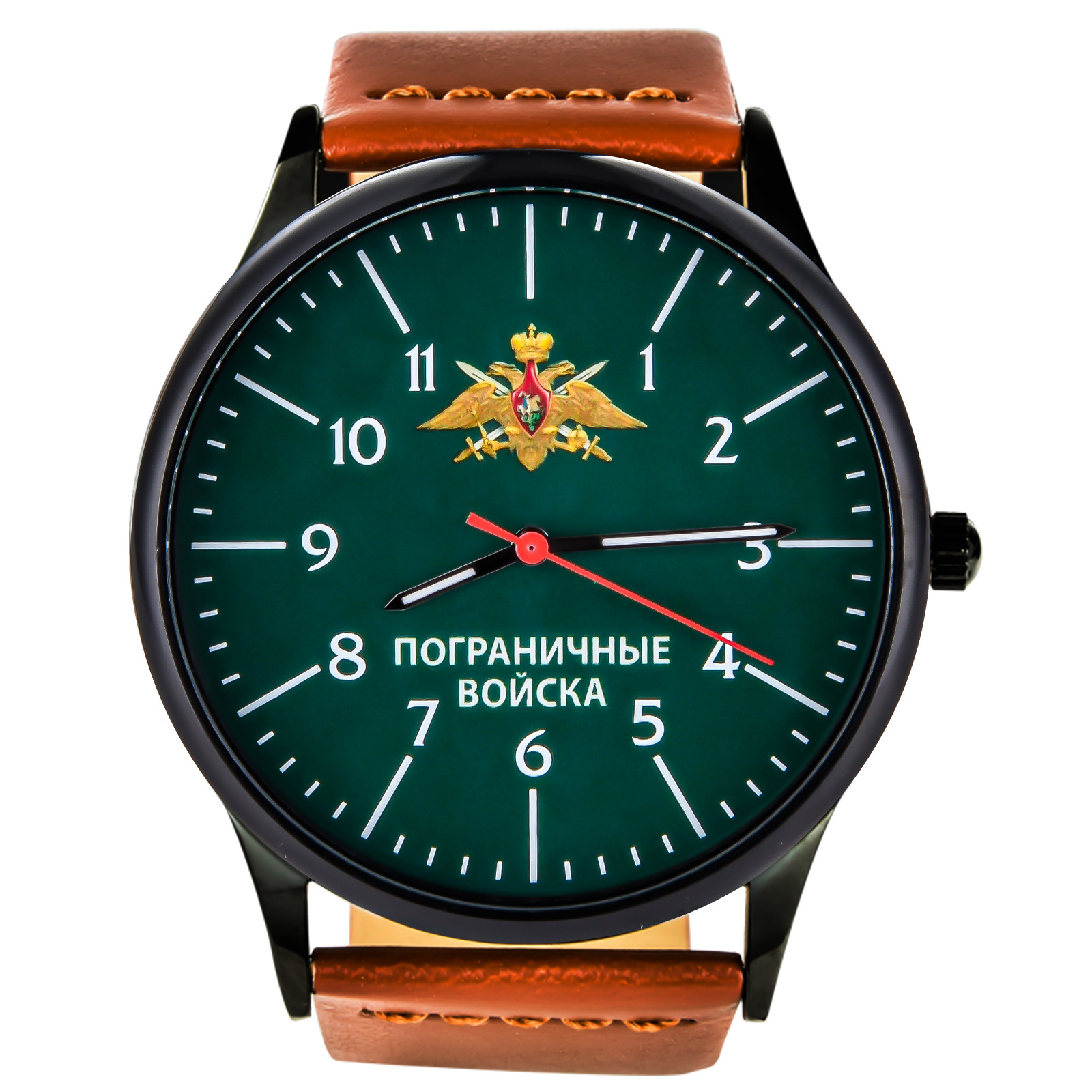 Командирские часы Пограничные войска купить в Военпро