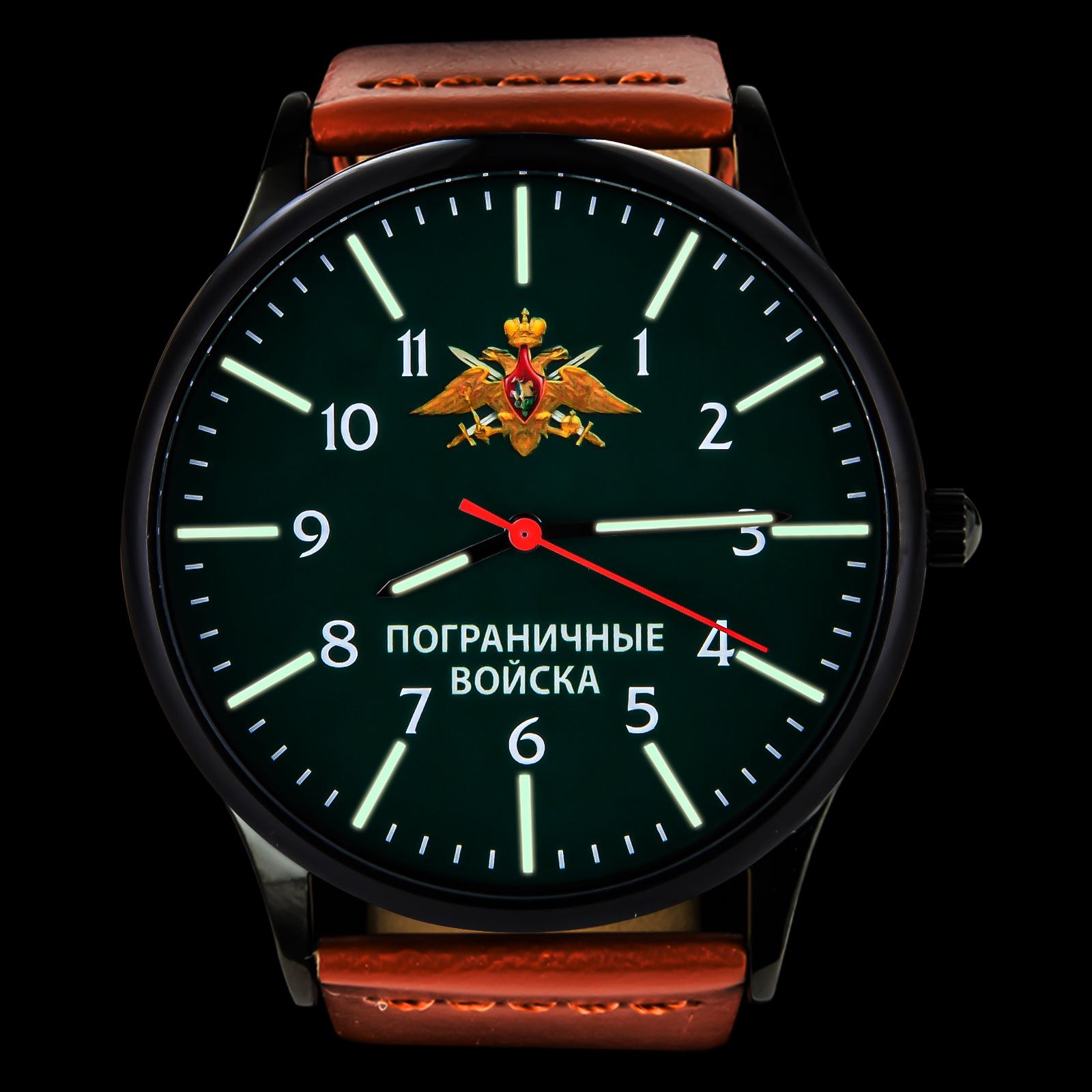 Командирские часы Пограничные войска