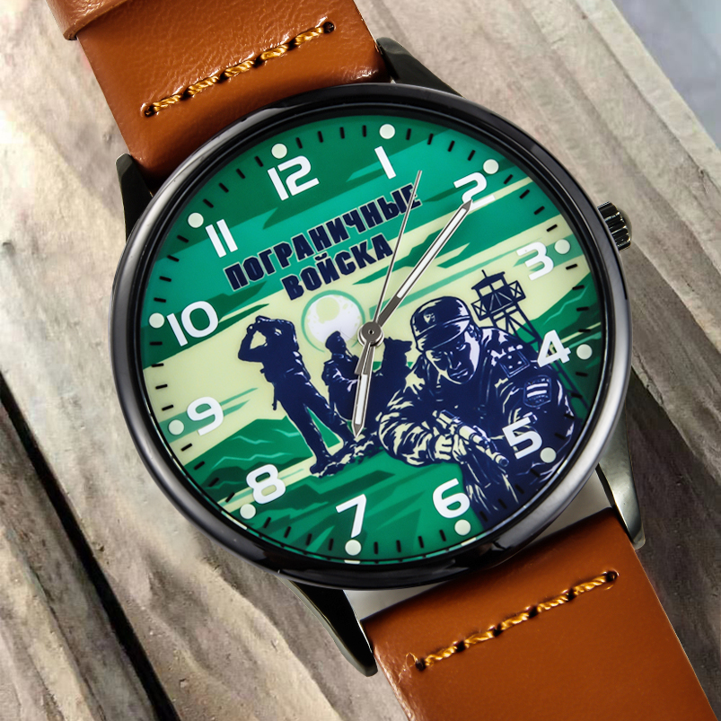 Командирские часы «Погранвойска» - в Военпро