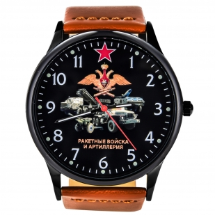 Командирские часы Ракетные войска и Артиллерия